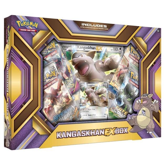 Pokémon TCG Kangaskhan EX Box