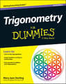 Trigonometry For Dummies by Mary Jane Sterling