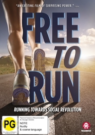 Free To Run on DVD image