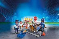 Playmobil: Police Roadblock