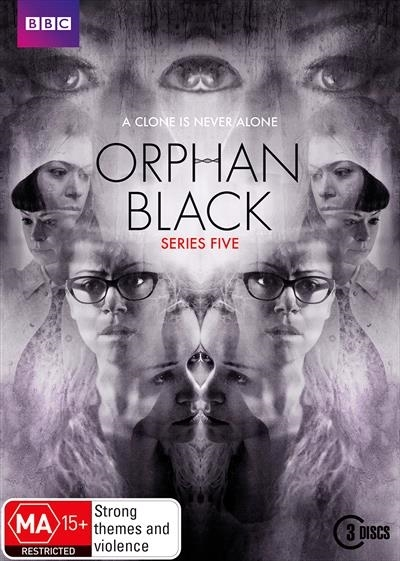 Orphan Black - Season 5 on DVD image