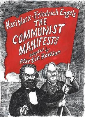 The Communist Manifesto by Martin Rowson image