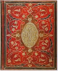 Peter Pauper Large Journal - Bordeaux