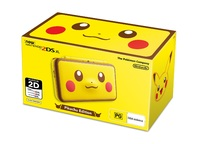 New Nintendo 2DS XL - Pikachu Edition for Nintendo 3DS
