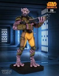Star Wars: Rebels - Zeb Maquette