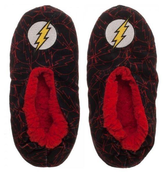 DC Comics: Flash - Cozy Slippers (Large) image