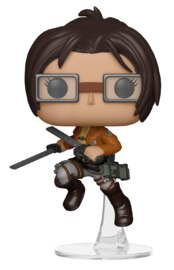 Attack on Titan - Hange Pop! Vinyl Figure