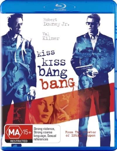 Kiss Kiss Bang Bang on Blu-ray