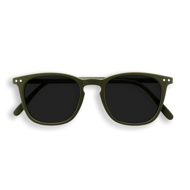 Izipizi: Sun Collection E - Khaki Green