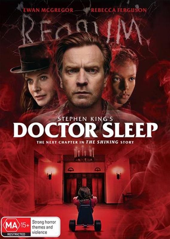 Doctor Sleep on DVD
