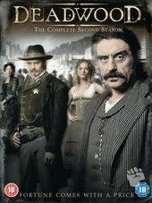 Deadwood: The Complete Second Season (4 Disc Box Set) (Amaray on DVD
