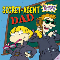 Secret-Agent Dad by Sarah Willson image