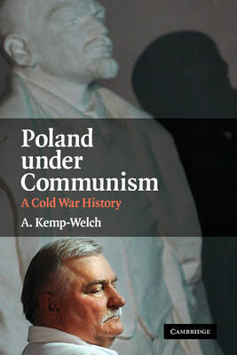 Poland under Communism by A.Kemp- Welch image