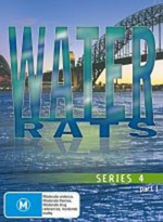 Water Rats - Series 4: Part 1 (4 Disc Set) on DVD