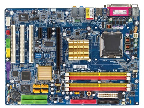 Gigabyte GA-8I945G Pro image