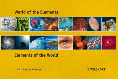 World of the Elements by Hans-Jurgen Quadbeck-Seeger