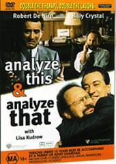 Analyze This & That Box Set on DVD