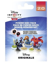 Disney Infinity 2.0: Originals Power Disc Pack for