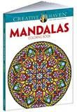 Creative Haven Mandalas Collection Coloring Book by Alberta Hutchinson