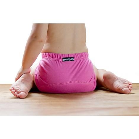 Snazzipants Training Pants Small - Pink image