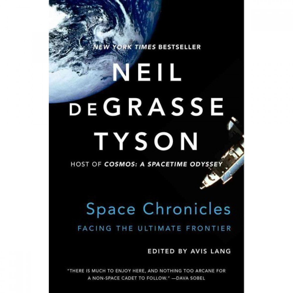 Space Chronicles by Neil deGrasse Tyson image