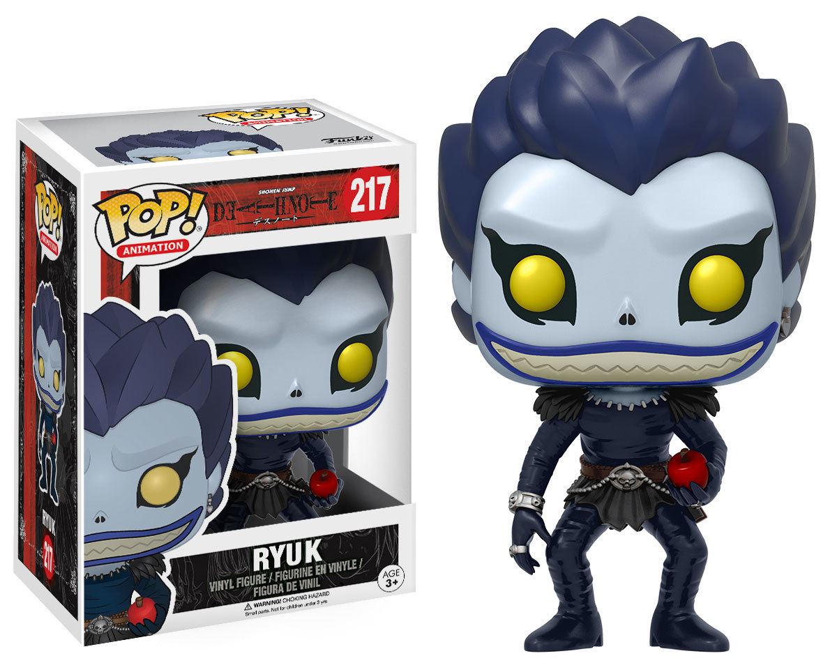 Death Note - Ryuk Pop! Vinyl Figure image