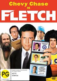 Fletch on DVD