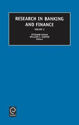 Research in Banking and Finance