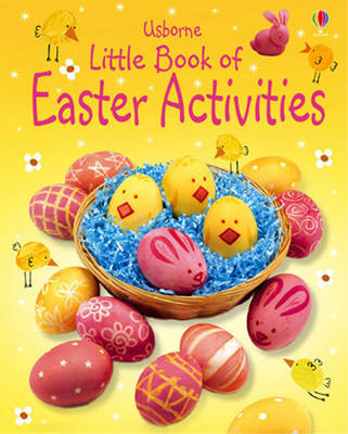 Little Book of Easter Activities image