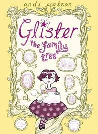 Glister Book 4: The Family Tree by Andi Watson image