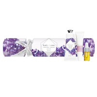 Linden Leaves Crystal Crush Bon Bon - Amethyst