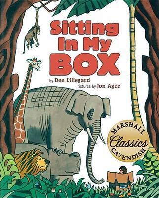 Sitting in My Box by Dee Lillegard image