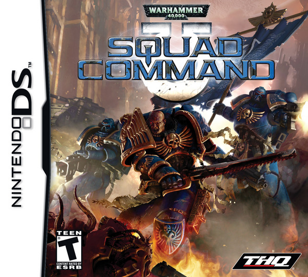 Warhammer 40.000: Squad Command for Nintendo DS image