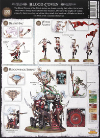 Warhammer Age of Sigmar: Daughters of Khaine - Blood Coven image