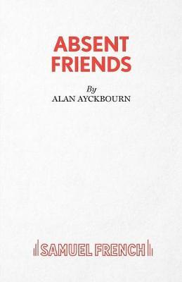Absent Friends by Alan Ayckbourn image