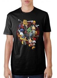 Kingdom Hearts: Battle - T-Shirt (Medium)