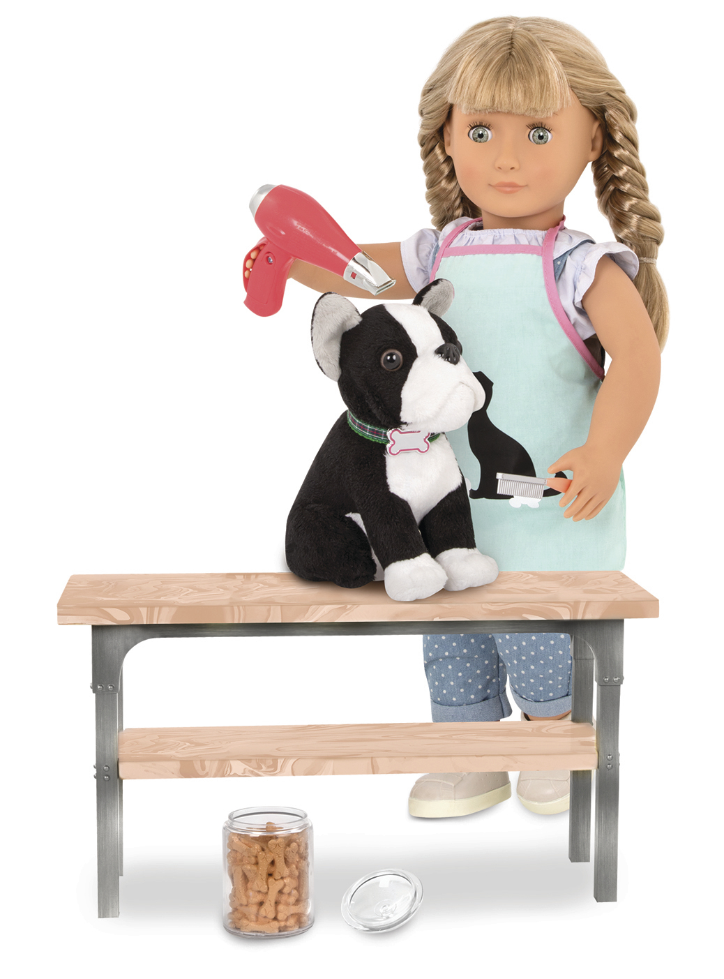 Our Generation: Home Accessory Set - Pet Grooming Salon image