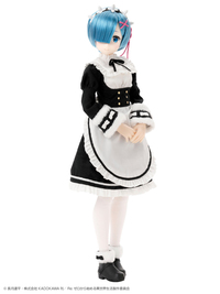 Re:Zero - Starting Life in Another World Memory Snow Rem (Pure Neemo Flection Body Leg: M Bust: S) - Action Figure