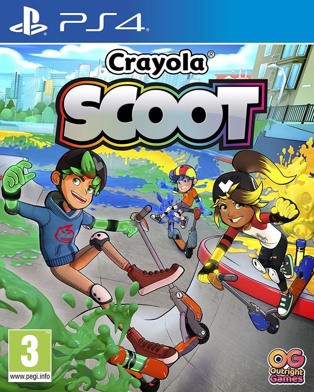 Crayola Scoot for PS4