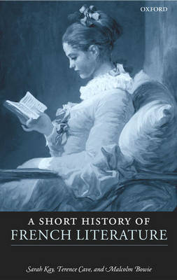 A Short History of French Literature by Sarah Kay image