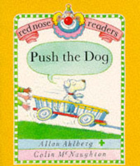 Push the Dog by Allan Ahlberg image