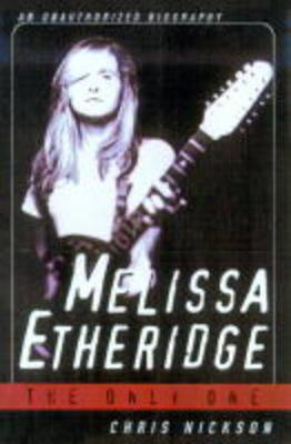 Melissa Etheridge by Chris Nickson image