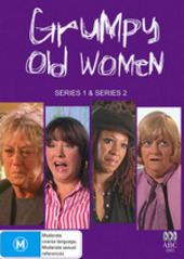 Grumpy Old Women - Series 1 And 2 on DVD