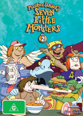 Seven Little Monsters: Vol 2 on DVD