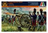 Italeri French Imperial Guard Artillery (Napoleonic Wars) 1:72 Model Kit