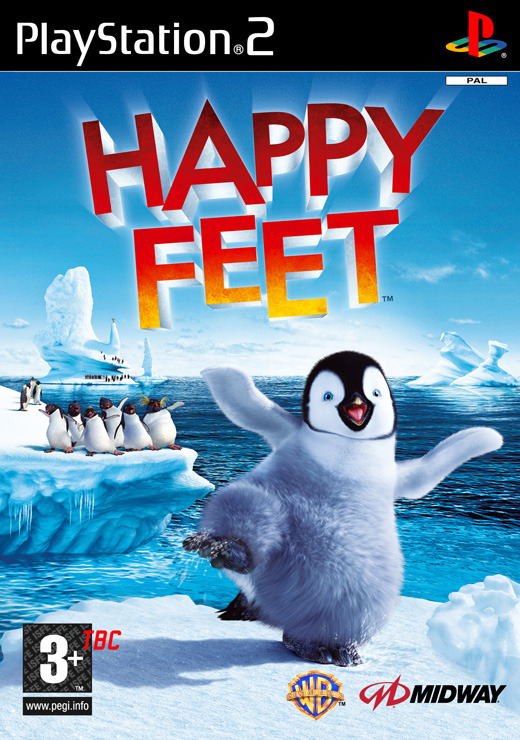 Happy Feet for PlayStation 2