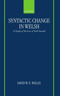 Syntactic Change in Welsh by David W. E. Willis image