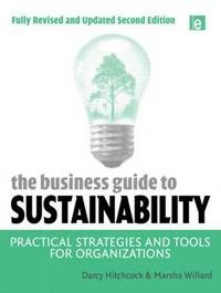 The Business Guide to Sustainability by Darcy Hitchcock image