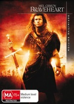 Braveheart - Definitive Edition (2 Disc Set) on DVD