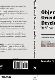 Object-Oriented Development in Africa by Musaba D. Chailunga